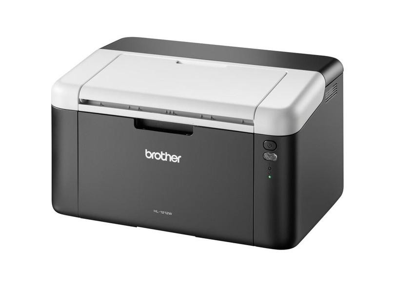 Impressora Brother Laser Monocromática Wireless  - HL-1212W