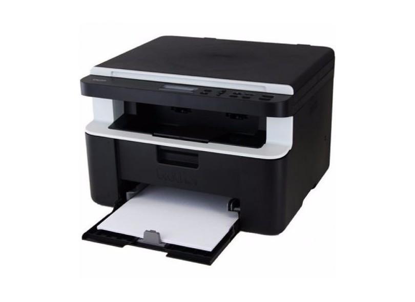 Impressora Brother Multifuncional Laser Monocromática - DCP-1602