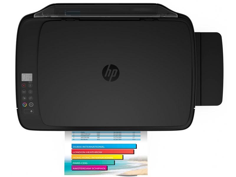 Impressora Multifuncional HP Deskjet GT 5822 C/ Tanque de Tinta, Wireless - P0R22A#AK4
