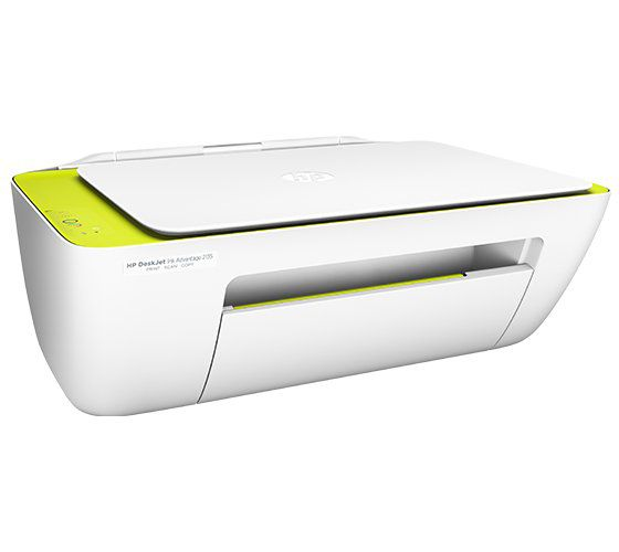 Impressora Multifuncional HP Deskjet Ink Advantage 2135 All-in-One Printer - F5S29B