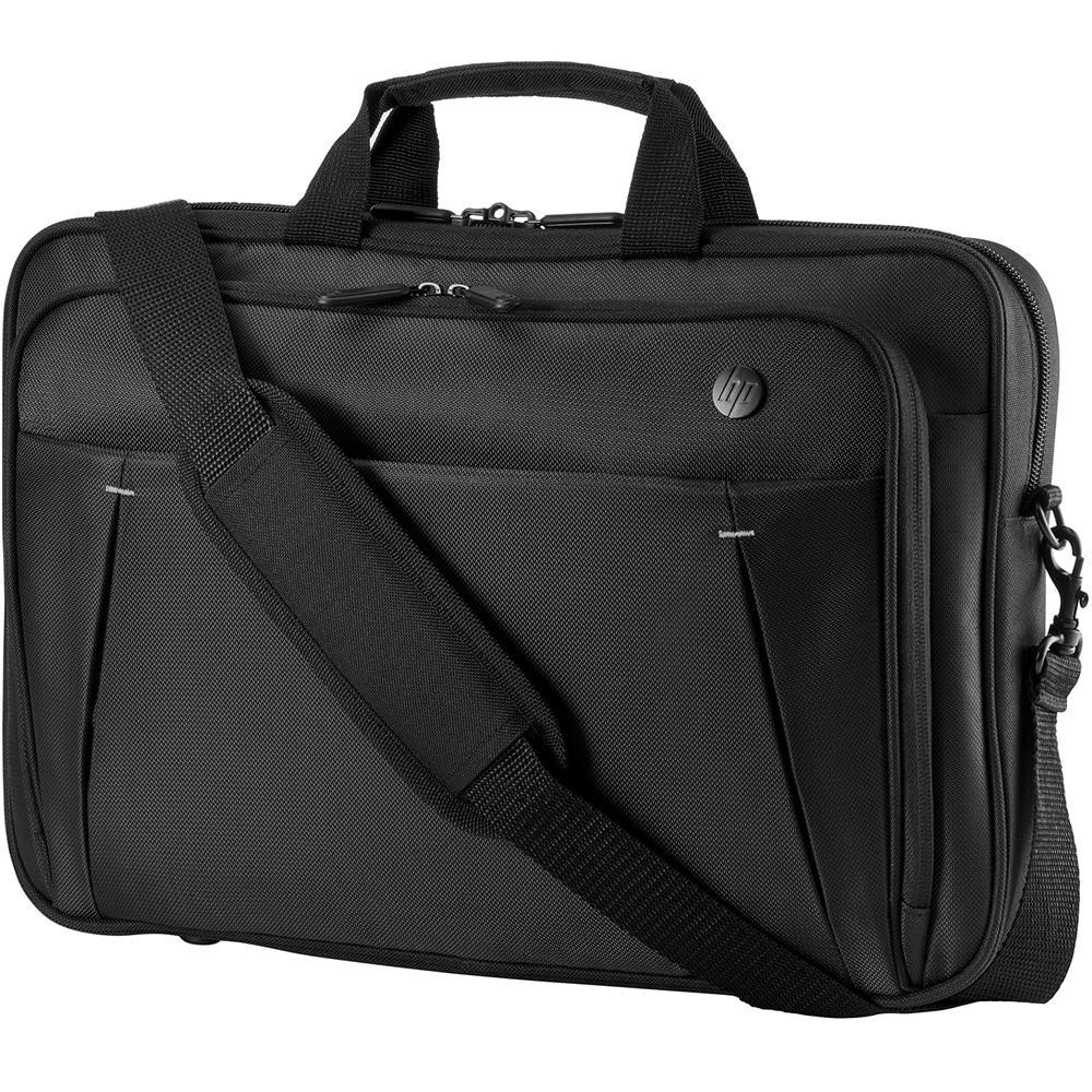 Maleta para Notebook HP, 15.6 Business Top Load Preta - 2SC66AA