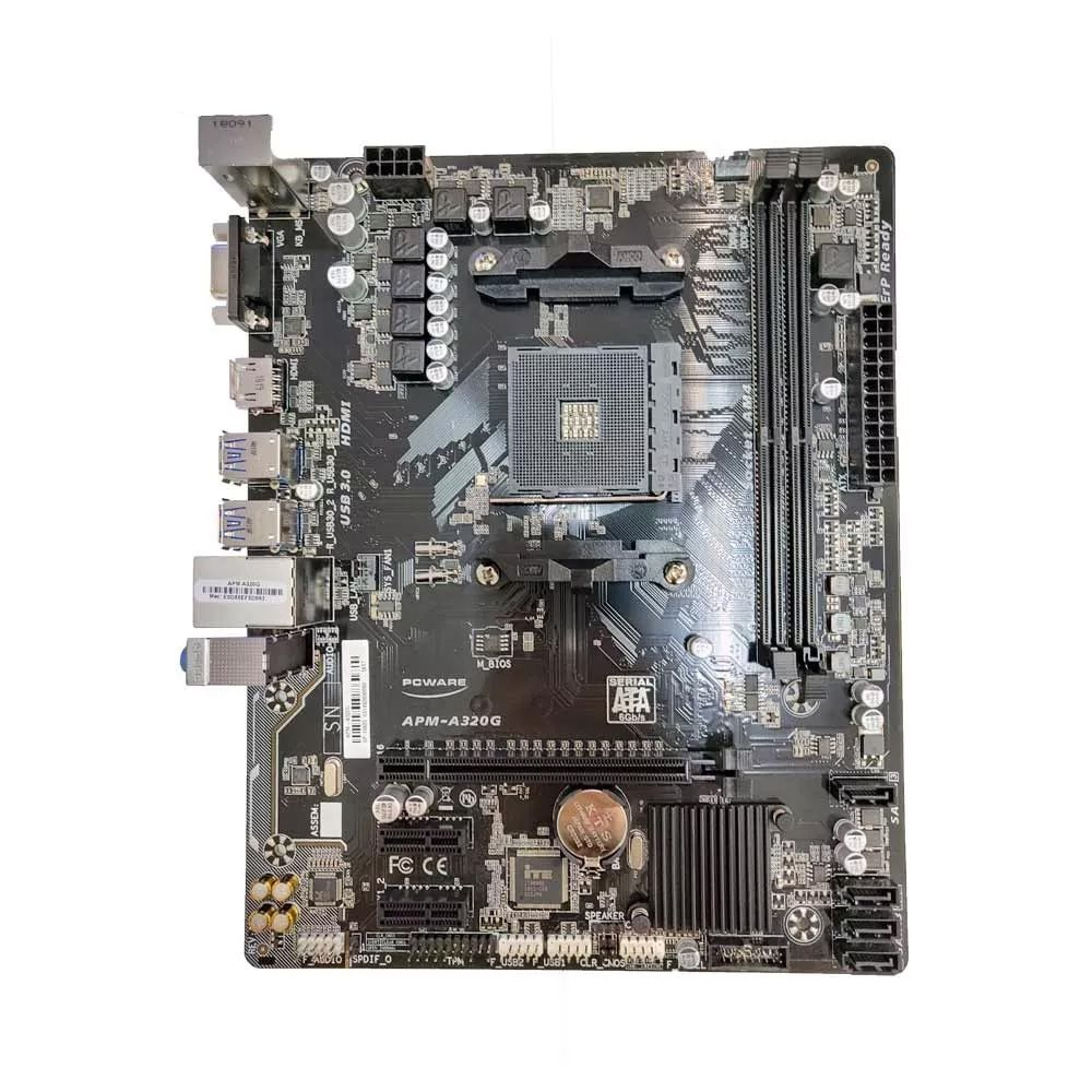 MB PCWARE APM-A320G AMD SOCKET AM4