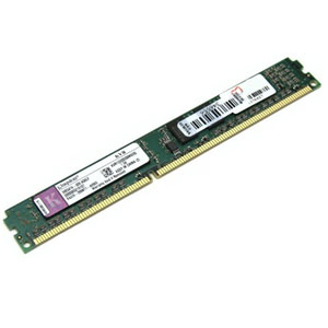 Memória Kingston 2GB 1333MHz DDR3 DIMM - KVR1333D3S8N9/2G