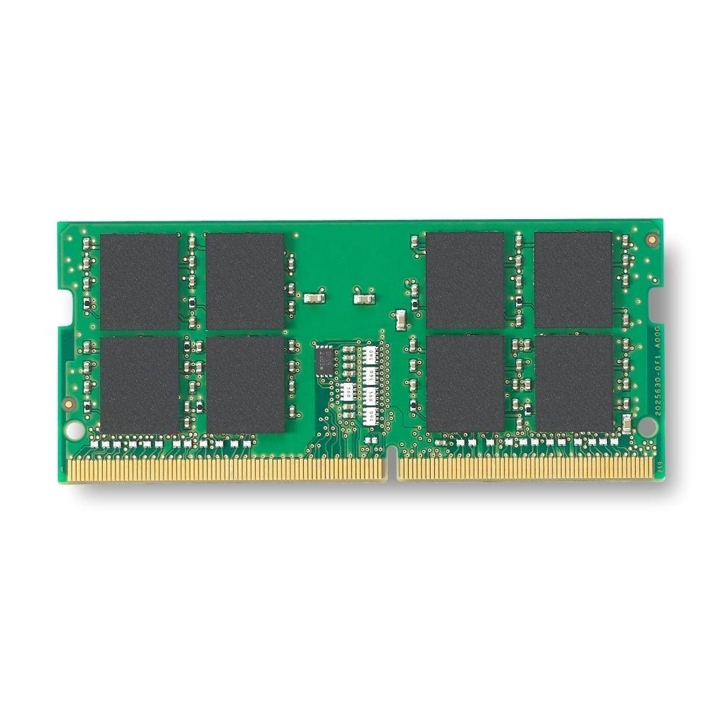 Memória proprietária de 8GB SODIMM DDR4 2400Mhz 1,2V 1Rx8 para notebook - KCP424SS8/8