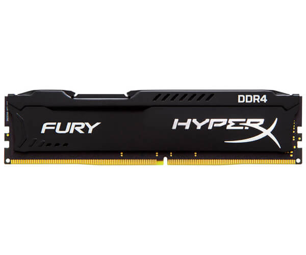 Memória RAM Kingston Hyper X Fury 8GB DDR4 2400MHz - HX424C15FB2/8