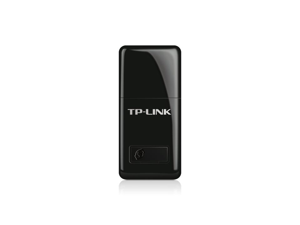 Mini Adaptador USB Wireless N 300Mbps - TL-WN823N