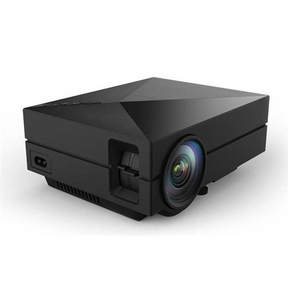 Mini Projetor PCTOP 1.000 Lumens USB/HDMI/VGA - PJ1000L