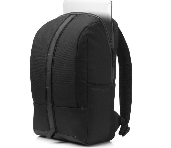 Mochila HP Commuter, para Notebook até 15.6´, Resistente à Água, Preta - 5EE91AA#ABL