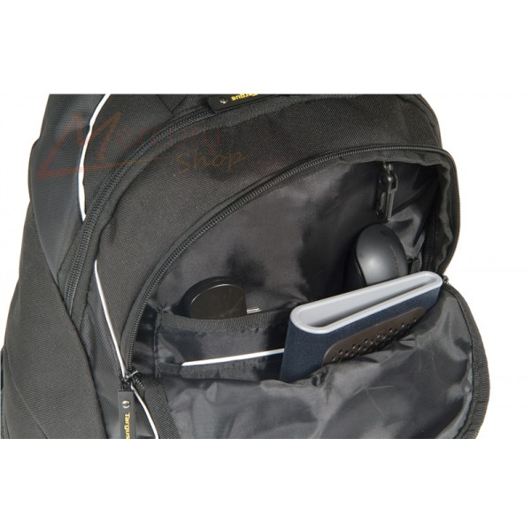 "Mochila Targus P/ Notebook até 16"" Motor Backpack Black - TSB194US"