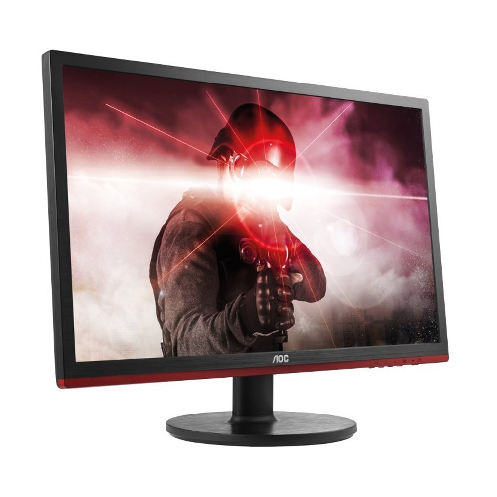 "Monitor Gamer AOC Led 21,5"" Widescreen 1ms VGA/HDMI/Display Port - G2260VWQ6"