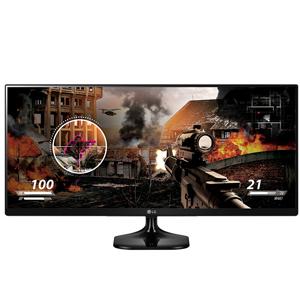 """Monitor LG LED 25"""" Class 21:9 UltraWide IPS FHD - 25UM58-P"""