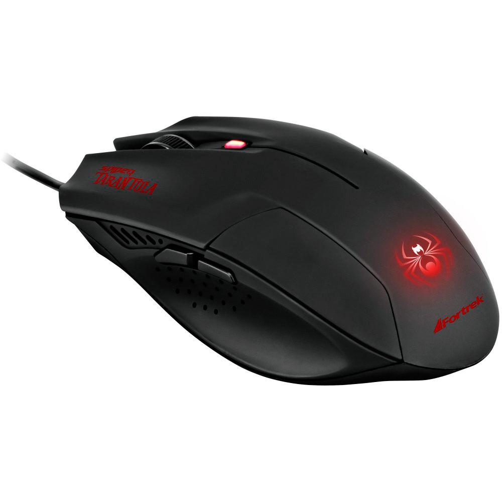 Mouse Gamer Fortrek Óptico USB Tarantula OM702 - 54623