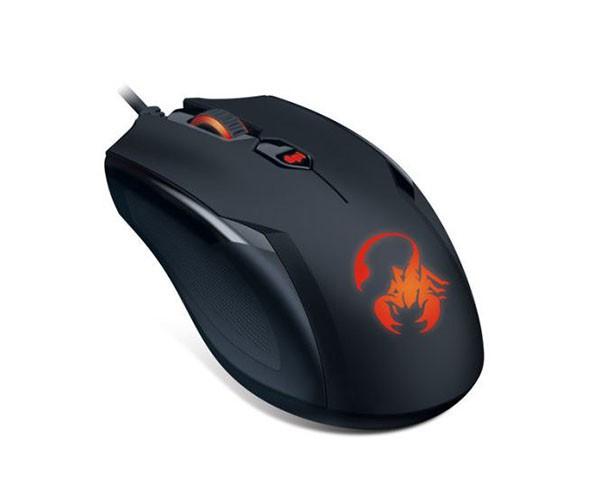 Mouse Gamer Genius GX Gaming Ammox X1-400, 3200DPI, USB - 31040033104