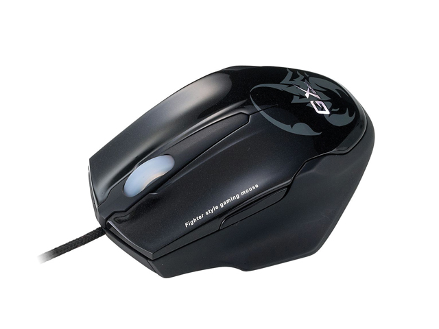 Mouse Gamer Genius GX Gaming Maurus Professional MMO/RTS 3500dpi USB - 31010128101