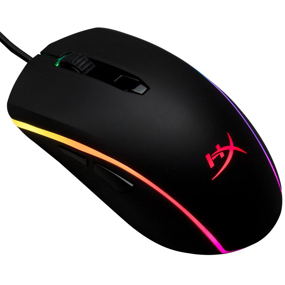 Mouse Gamer HyperX Pulsefire Surge RGB 16000 DPI - HX-MC002B