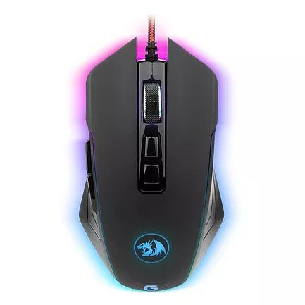 Mouse Gamer Redragon Dagger 2 RGB - M715RGB-1