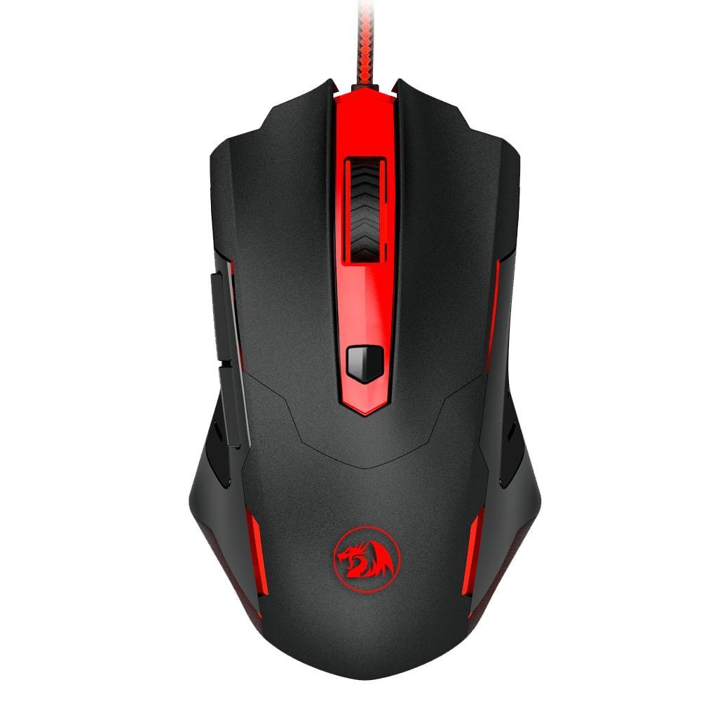 Mouse Gamer Redragon PEGASUS Preto - M705