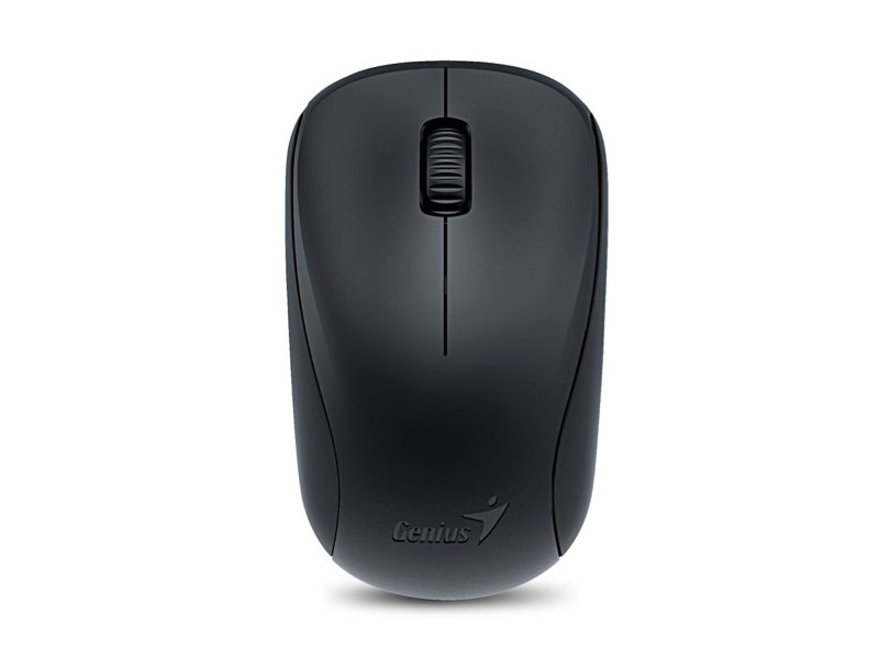 Mouse Genius Wireless NX-7000 BLUEEYE, 2.4GHz, 1200 DPI, Preto - 31030109117