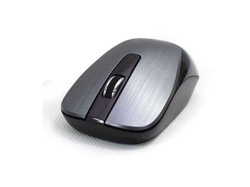 Mouse Genius Wireless NX-7015 Blueeye, 2.4GHz, 1600 DPI, Iron Grey - 31030119106