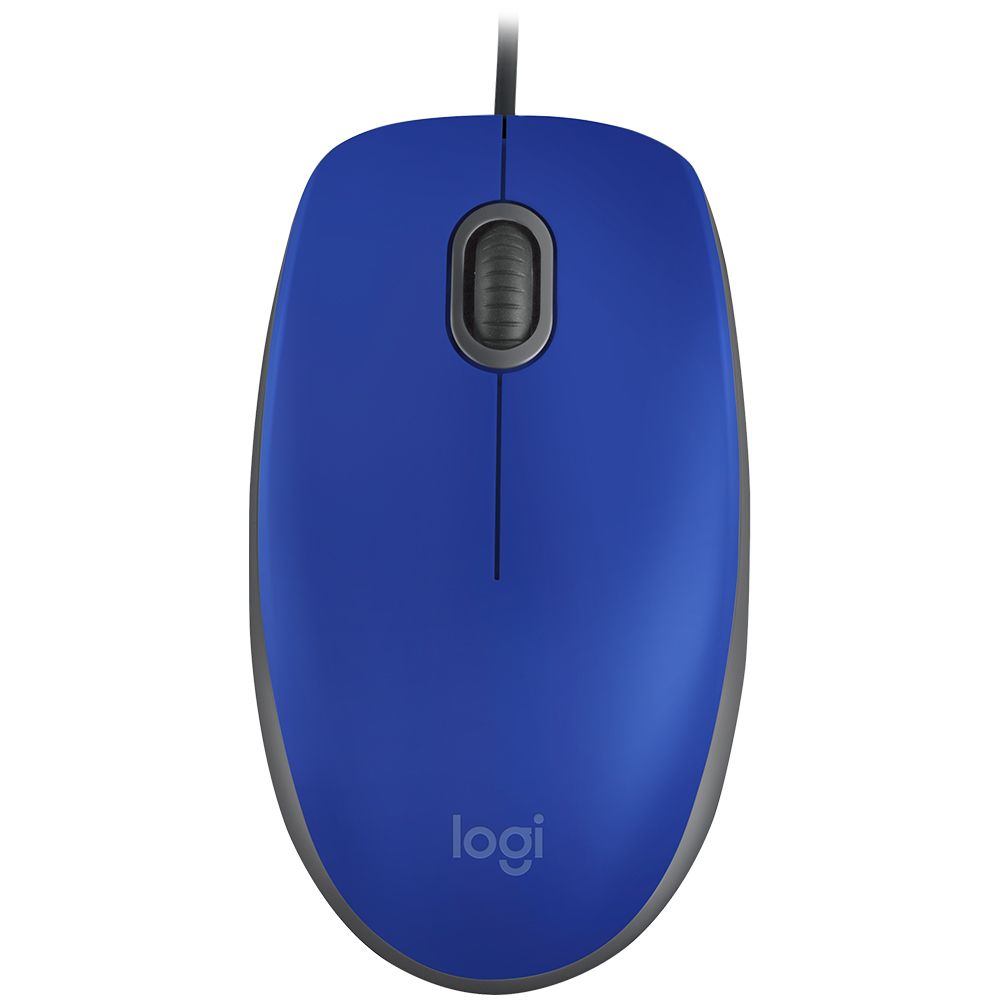 Mouse Logitech M110 Silent Azul