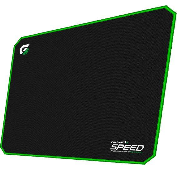Mouse Pad Gamer FORTREK (320x240mm) SPEED MPG101 Verde