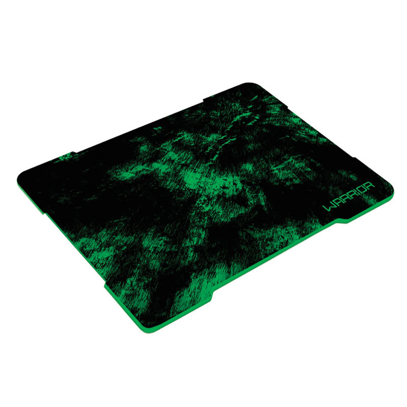 Mouse Pad Gamer Multilaser Warrior Verde - AC287