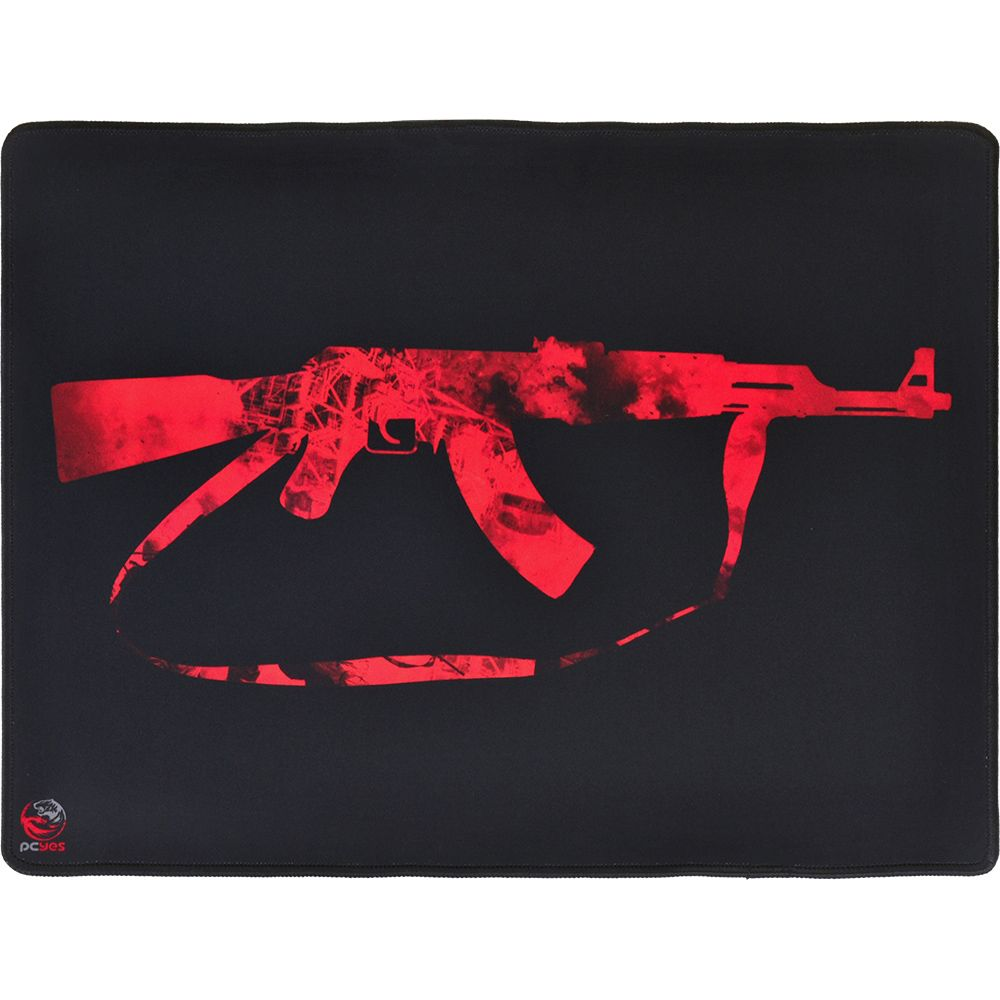 MOUSE PAD GAMER PCYES FPS AK47 - LARGE