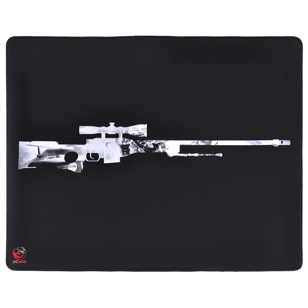 MOUSE PAD GAMER PCYES FPS SNIPER LARGE