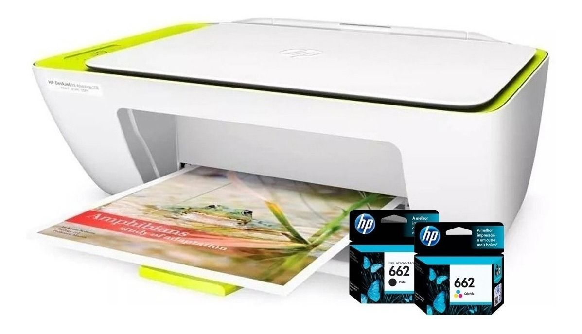 Multifuncional Jato Tinta HP Ink Advantage 2136 - F5S30A#AK4