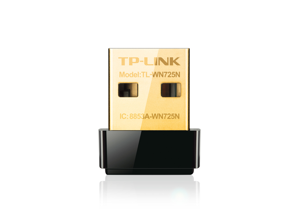 Nano Adaptador USB Wireless N150Mbps - TL-WN725N
