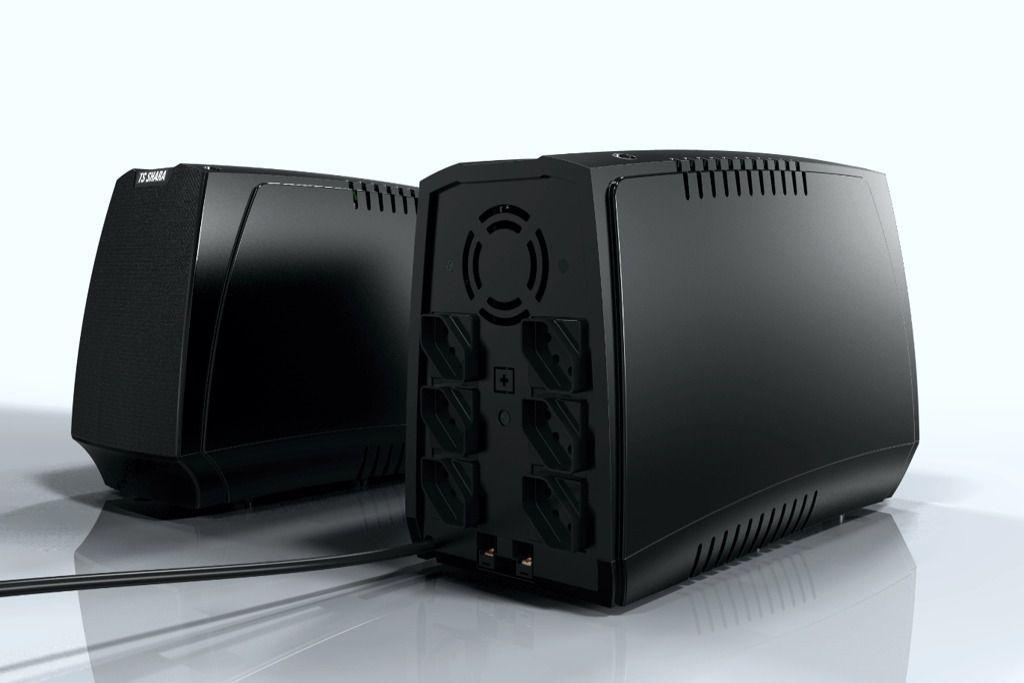 Nobreak Ts Shara Compact Xpro 1400va/700w Biv - 4413