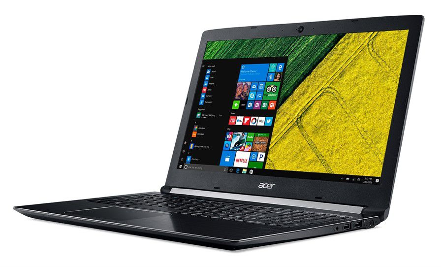 "Notebook Acer A515-51G-72DB Intel Core i7-I7-7500U 8GB RAM, 1TB HD, VGA Dedicada NVIDIA GeForce 940MX 2GB, Tela 15.6"" - Windows 10"