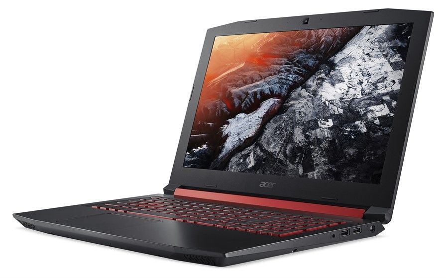 Notebook Acer Aspire Nitro 5 AN515-51-50U2 Intel Core i5-7300HQ, 8GB Mem. RAM, 1TB HD, VGA NVIDIA GeForce GTX 1050 4GB Windows 10, Tela 15,6""