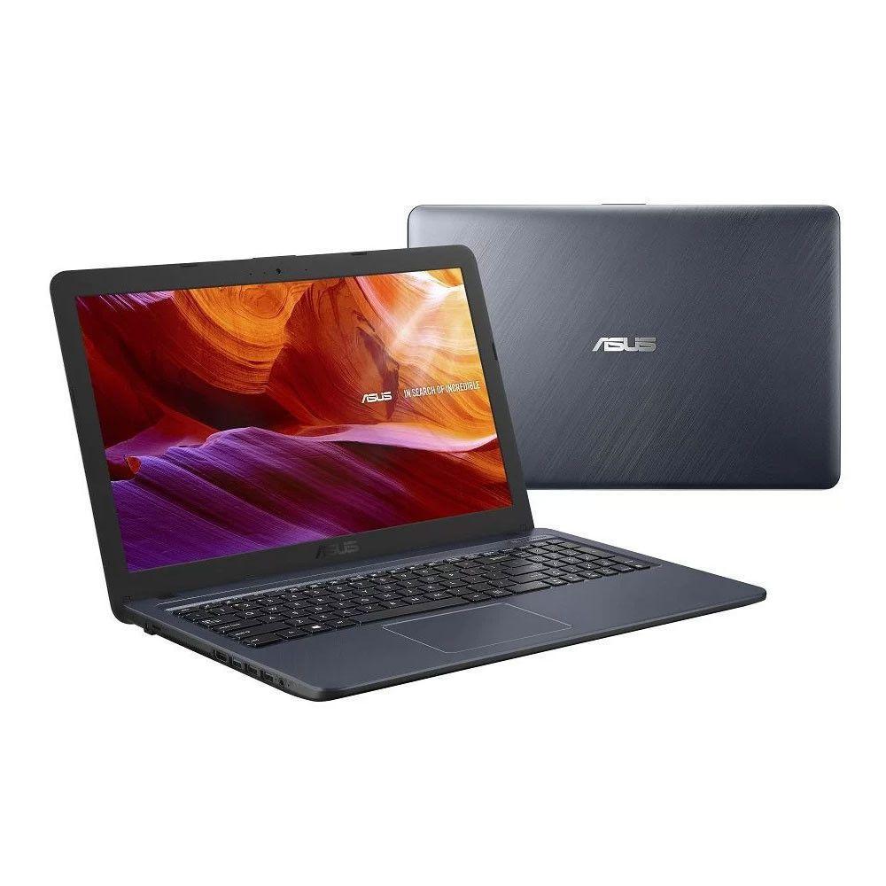 Notebook Asus X543UA-DM3458T, Intel Core I5-8250U 1.60GHZ, 6MB CACHE, 4GB Mem. RAM, SSD 256GB, Tela 15.6