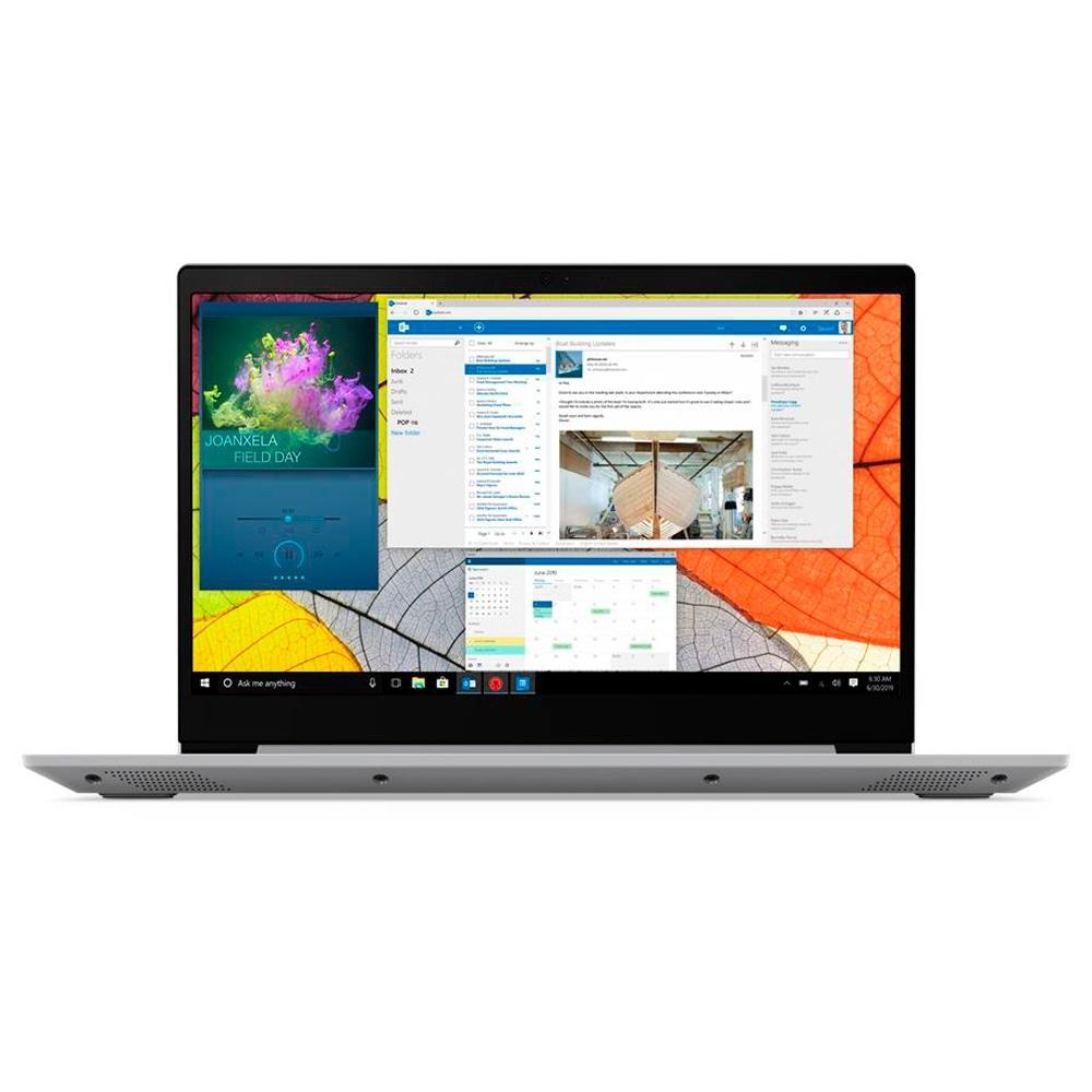 Notebook Lenovo S145 Intel i3-8130U, 4GB, 1TB, Windows 10, 15.6´, Prata - 81XM0002BR