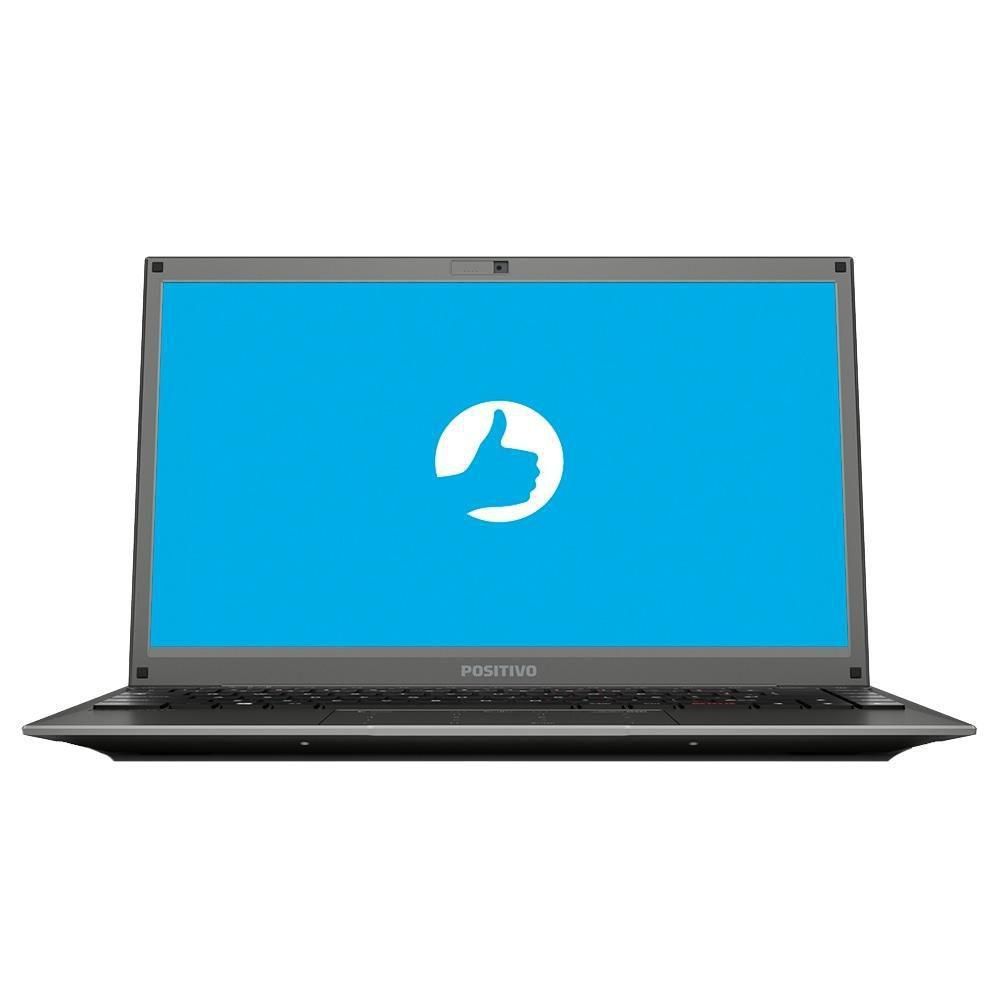 Notebook Positivo Motion I341TBi, Intel Core i3-7020U, 4GB RAM, HD 1TB, Tela 14