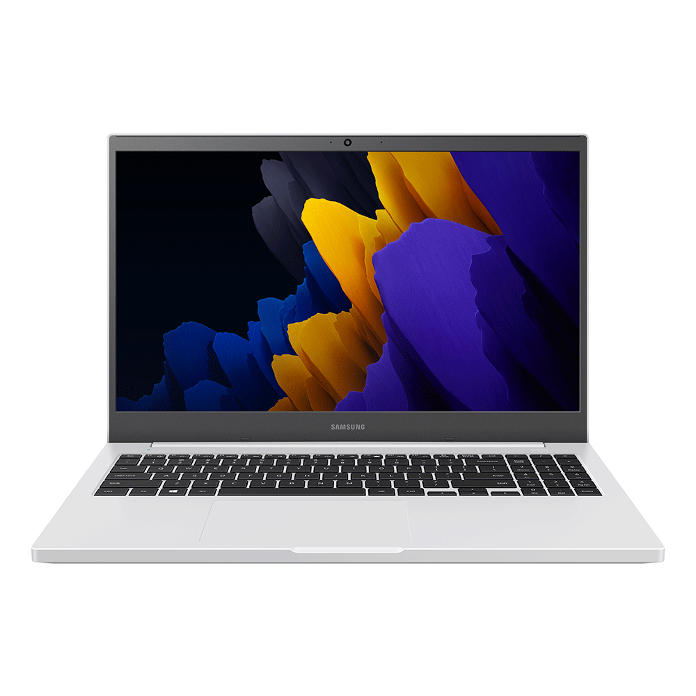 Notebook Samsung Book E30 Intel Core i3-1115G4 3.0GHz - 6MB Cache, 4GB DDR4, HD 1TB, Tela 15.6'' Full HD LED, Windows 10 Home, Branco - NP550XDA-KT2BR