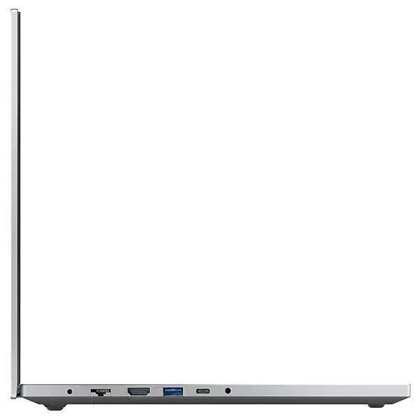 Notebook Samsung Book X40, Processador Intel Core i5-10210U, Sistema Windows 10 Home, Memória RAM 8GB, Armazenamento HD 1TB, Placa de Vídeo 2GB, Tela 15.6'' HD LED, Prata