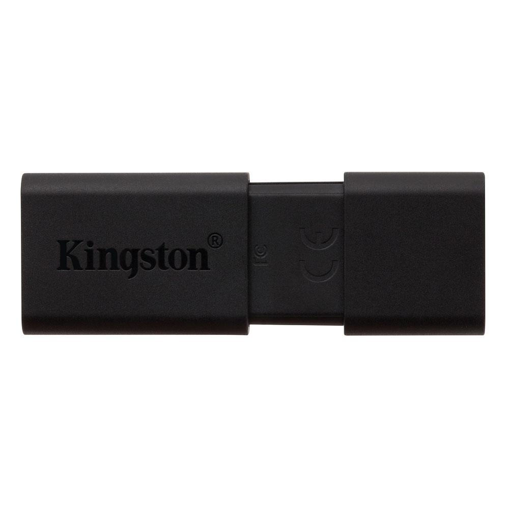 PenDrive Kingston DataTraveler 32GB, USB 3.0, Preto - DT100G3/32GB