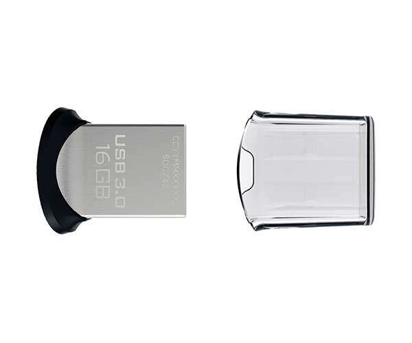 PenDrive Sandisk 16GB Ultra Fit USB 3.0 - SDCZ43-016G-G46