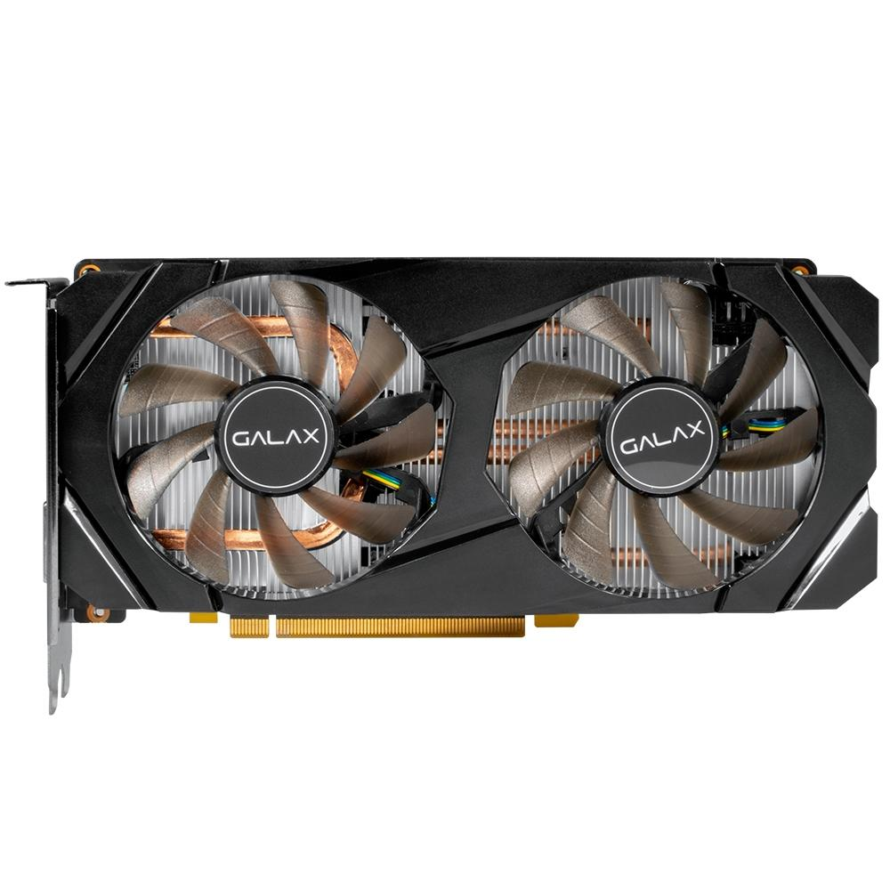 Placa De Vídeo VGA Pci Express  Geforce Gtx 1660 6gb Gddr6 192bit - Galax
