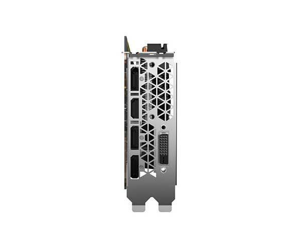 Placa de Vídeo VGA ZOTAC GTX 1070 8GB GDDR5 256Bits - ZT-P10700G-10M