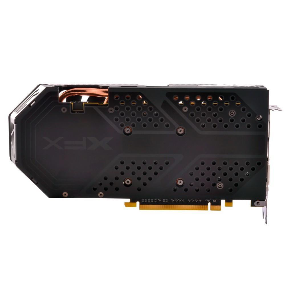 Placa de Vídeo XFX AMD Radeon RX 580 GTS XXX OC+ 8GB, GDDR5 - RX-580P8DFD6