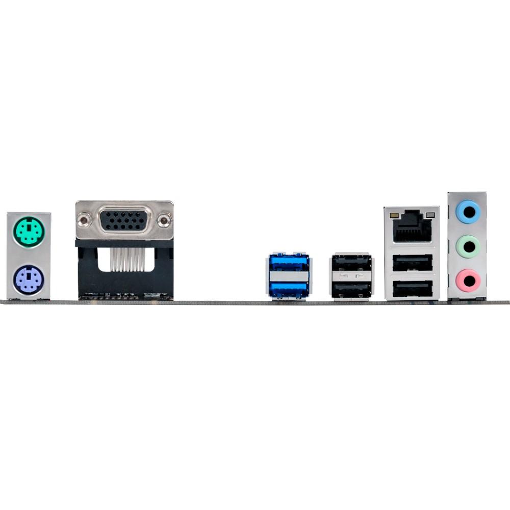 Placa Mãe ASUS P/ Intel LGA 1151 mATX H110M-CS/BR, 2xDDR4