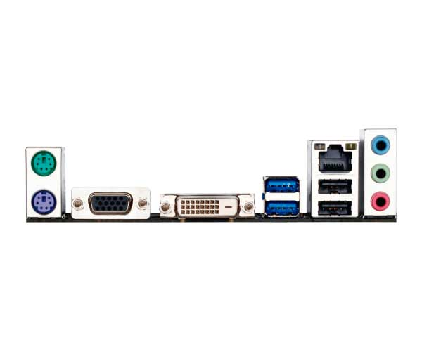 Placa Mãe Gigabyte GA-H110M-S2V, 2x DDR4 2133MHz, LGA 1151, 2x USB 3.0, 4X SATA III 6.0Gb/s, VGA/DVI