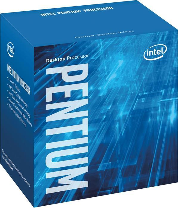 Processador CPU Intel Pentium G4400 Skylake, Cache 3MB, 3.3Ghz, LGA 1151, Intel HD Graphics 510 - BX80662G4400