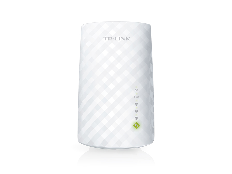 Repetidor Extensor Wireless Archer TP-Link Wi-Fi AC750 RE200
