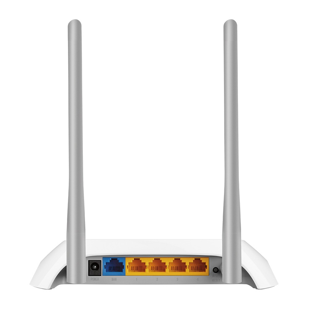 Roteador Tp-link 2 Antenas Wireless 300mbps - Tl-wr840n-W