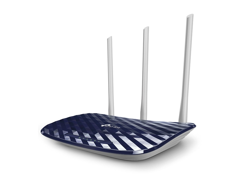 Roteador Wireless TP-Link Dual Band 750Mbps - Archer C20