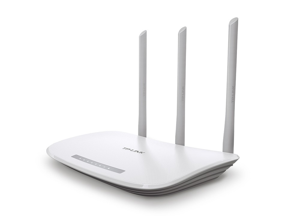 Roteador Wireless 300Mbps Tp-Link 3 Antenas - TL-WR845N